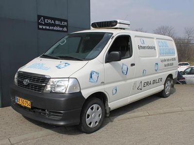 brugt Toyota HiAce Lang 2,5 D-4D m/komf. 116HK Van