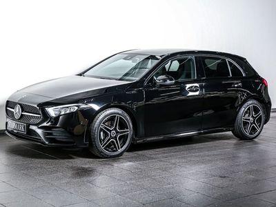 brugt Mercedes A200 1,3 AMG Line Premium aut.