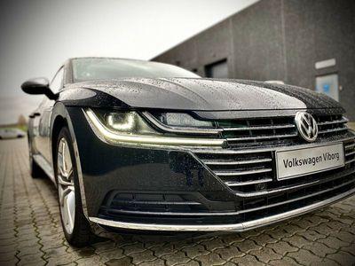 brugt VW Arteon 2,0 TDi 190 Elegance Business DSG