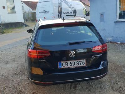 brugt VW Passat 2.0 TDI BMT 150 Variant