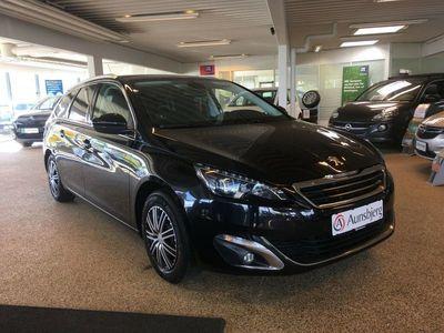 brugt Peugeot 308 BlueHDi 120 Allure SW