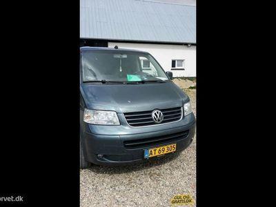 brugt VW Multivan 2,5 TDI Highline 174HK Van Aut.