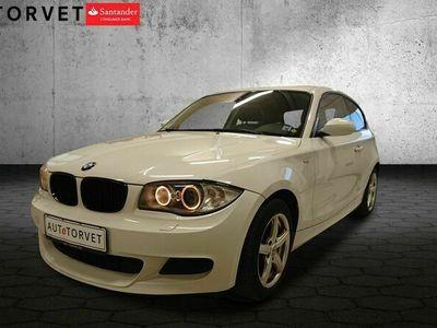 brugt BMW 118 d 2,0 Advantage Steptr. Van