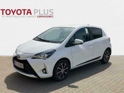brugt Toyota Yaris 1,0 VVT-I T2 Limited 72HK 5d