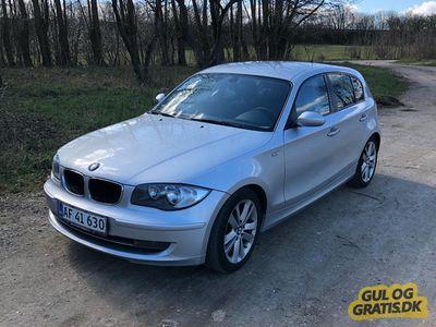 brugt BMW 118 D sælges