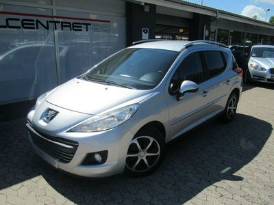 brugt Peugeot 207 1,6 HDi 92 Active SW