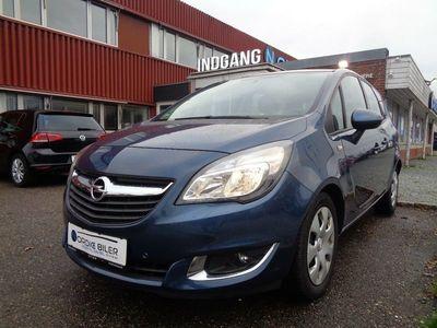 brugt Opel Meriva 1,6 CDTi 95 Enjoy