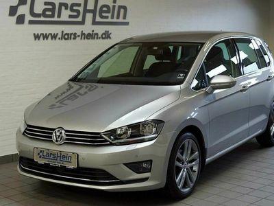 gebraucht VW Golf Sportsvan 2,0 TDi 150 Highline BMT