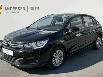 brugt Citroën C4 1,6 Blue HDi Challenge start/stop 100HK 5d