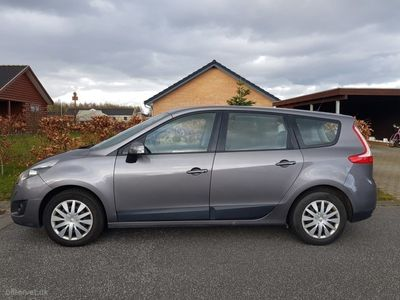 used Renault Grand Scénic 7 pers. 1,9 DCI FAP Dynamique 130HK 6g