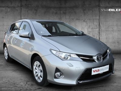 gebraucht Toyota Auris 1,6 Valvematic T2 132HK 5d 6g