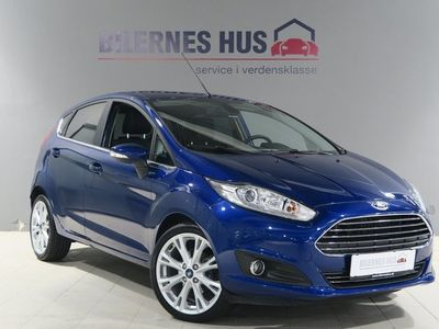 brugt Ford Fiesta 1,0 SCTi 100 Titanium X