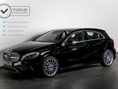 käytetty Mercedes A200 1,6 aut.