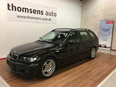 brugt BMW 330 d 3,0 Touring Steptr.