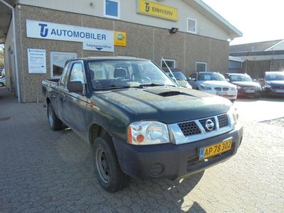 second-hand Nissan King Cab 2,5 D 4x2