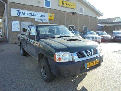 brugt Nissan King Cab 2,5 D 4x2