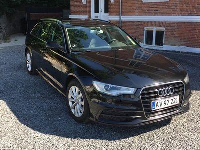 brugt Audi A6 AVANT 2.0 TDI 190 HK 5-dørs STRONICS-Line