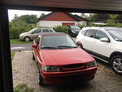 used Ford Escort Cabriolet