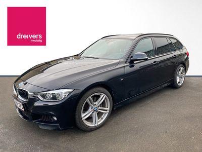 brugt BMW 320 3-Serie d Touring Steptronic | M Sport