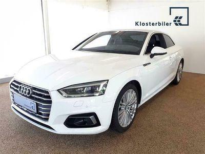 brugt Audi A5 Coupé 2,0 TDI S-Line S-tronic 190HK 2d