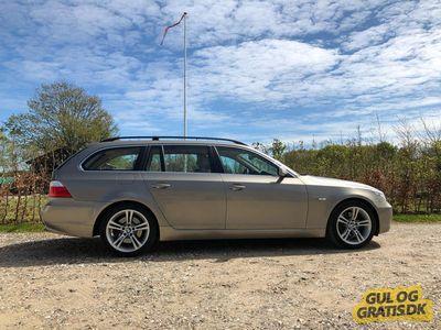 brugt BMW 525 d 3,0 LCI Super velholdt