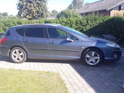 used Peugeot 407 SW 2,2 ST 158HK Stc