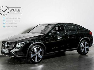 brugt Mercedes GLC220 d 2,2 Coupé aut. 4-M