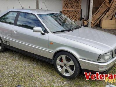 brugt Audi 80 coupe, 2,0E, 115 hk.
