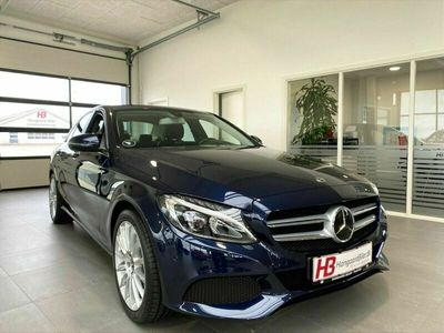 brugt Mercedes C220 d Business aut.