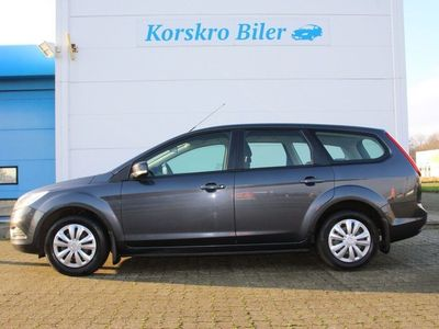 brugt Ford Focus 1,6 TDCi 90 Trend stc.