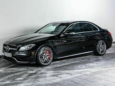 brugt Mercedes C63 AMG 4,0 AMG S aut.