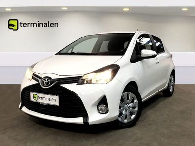brugt Toyota Yaris 1,0 VVT-i T1 Style