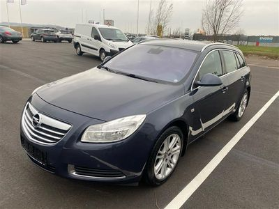 brugt Opel Insignia Sports Tourer 1,6 Edition 180HK Stc 6g
