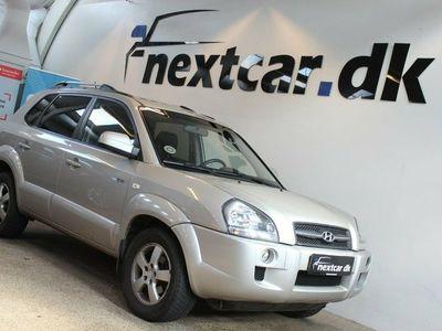 brugt Hyundai Tucson 2,0 CRDi 140 GLS 4WD