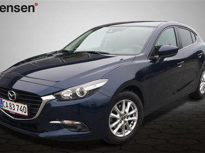 usado Mazda 3 2,0 Skyactiv-G Vision 120HK 5d 6g Aut.