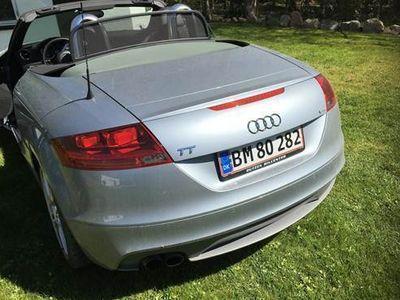 brugt Audi TT Roadster 1,8