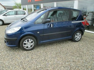 used Peugeot 1007 1,4 City