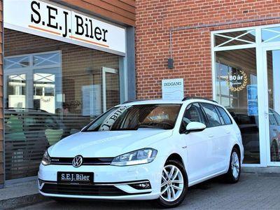 brugt VW Golf Variant 1,5 TSI BMT EVO Comfortline 130HK Stc 6g A+