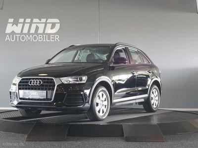 brugt Audi Q3 1,4 TFSI S Tronic 150HK 5d 7g Aut.