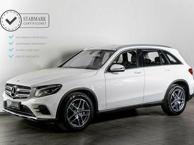 brugt Mercedes GLC220 d 2,2 AMG Line aut. 4-M