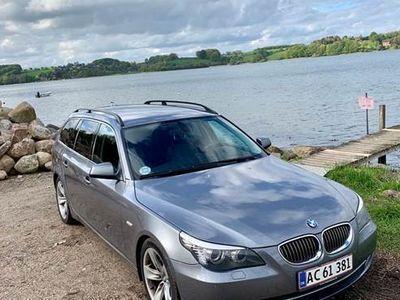 begagnad BMW 530 3,0 D Touring Steptronic LCI Sport Edition