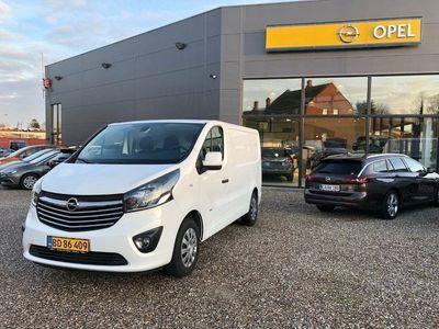 gebraucht Opel Vivaro 1,6 CDTi 120 Sportive L1H1