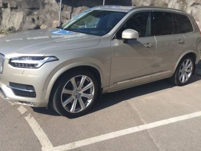 begagnad Volvo XC90 2,0 D5 Inscription 7 prs. AWD 225HK 5d