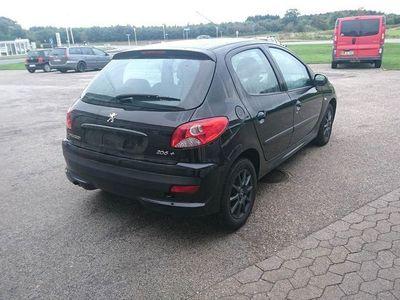 brugt Peugeot 206 1,4 HDI Comfort Plus 70HK 5d
