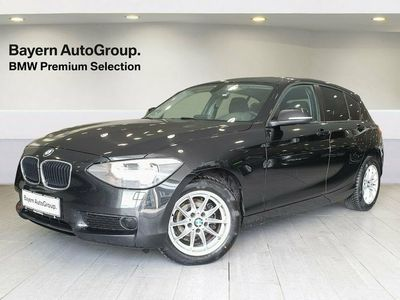 used BMW 116 d