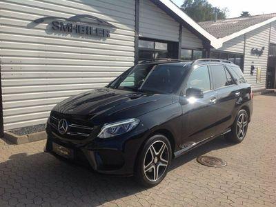 brugt Mercedes GLE250 d 2,2 aut. 4-M