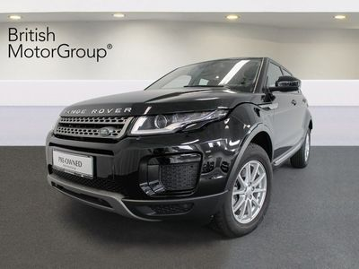 brugt Land Rover Range Rover evoque 2,0 TD4 180 Pure aut.