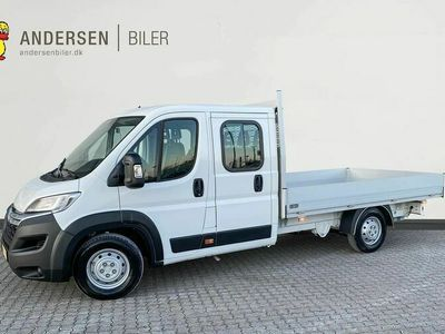 brugt Citroën Jumper 35+ L4 dobb. kabine 2,2 Blue HDi Proffline start/stop 165HK DobKab