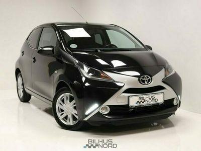 brugt Toyota Aygo 1,0 VVT-i x-cellence 5d