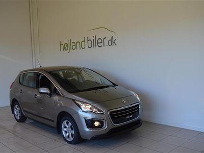 brugt Peugeot 3008 1,6 HDI Active 112HK 6g